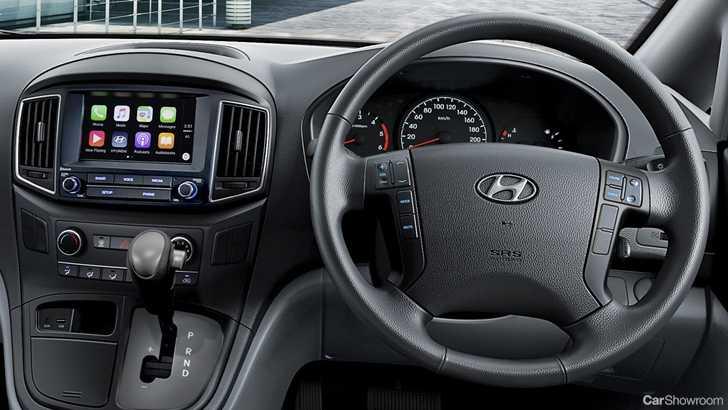 ff1fabf7bf1e6d Review - 2017 Hyundai iLoad - Review