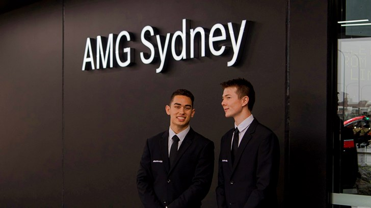Sydney Home To Mercedes-AMG's First Full-Service Dealership