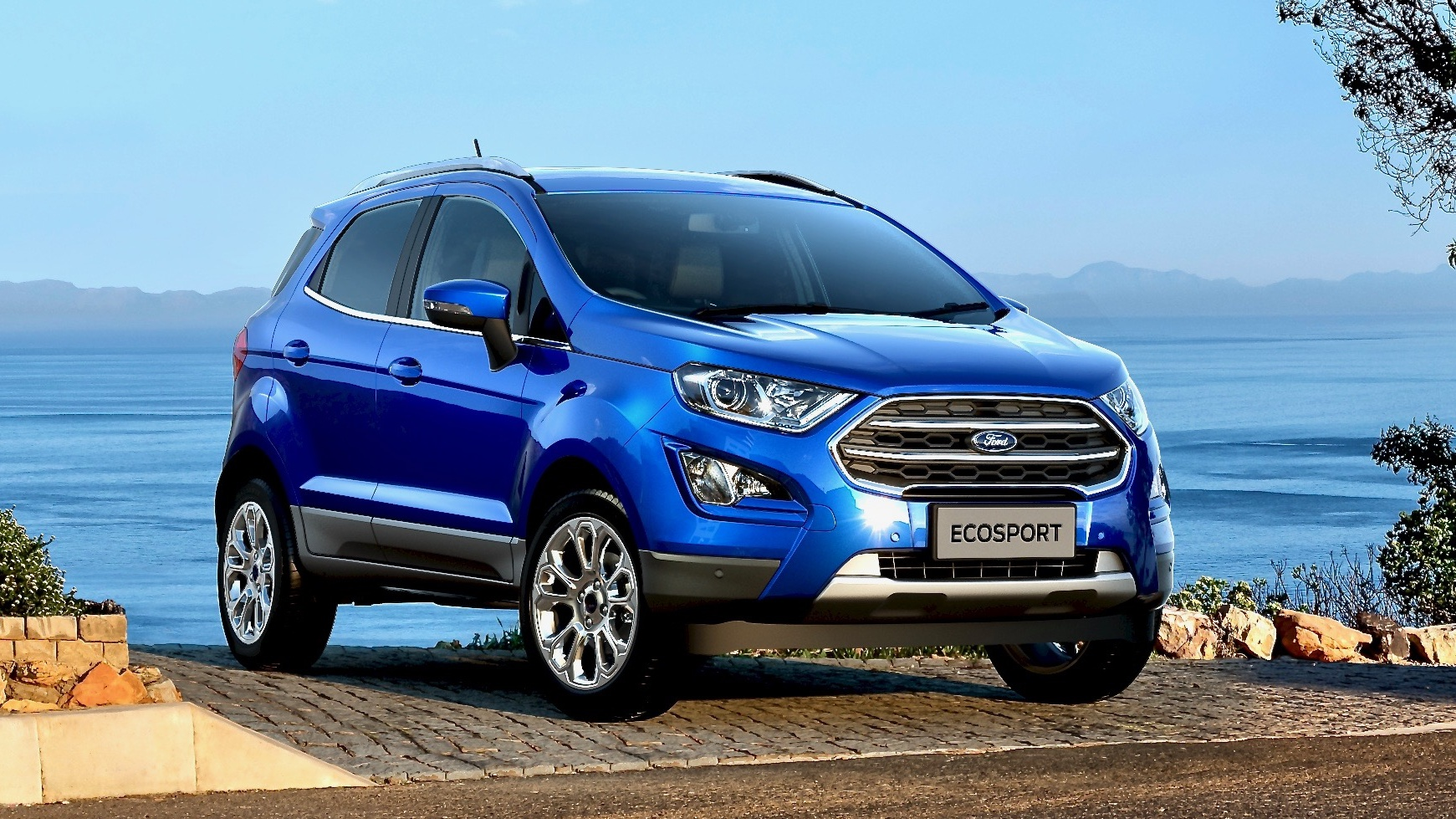 news ford australia reveals significantly updated ecosport for 2018. Black Bedroom Furniture Sets. Home Design Ideas