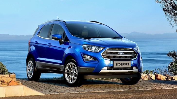 News Ford Australia Reveals Significantly Updated Ecosport For 2018