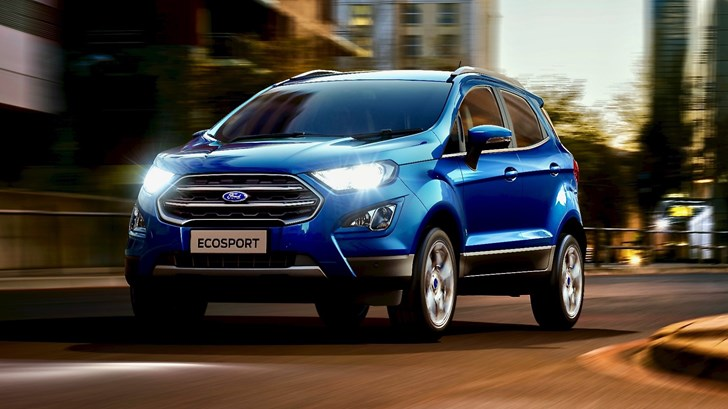 News Ford S Improved 2018 Ecosport To Start At 22 790