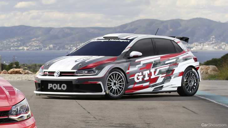 news volkswagen launches rally ready polo gti r5. Black Bedroom Furniture Sets. Home Design Ideas