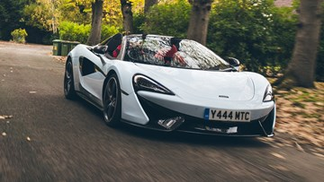 McLaren Special Operations Develops 'Muriwai White,' A Shade With History