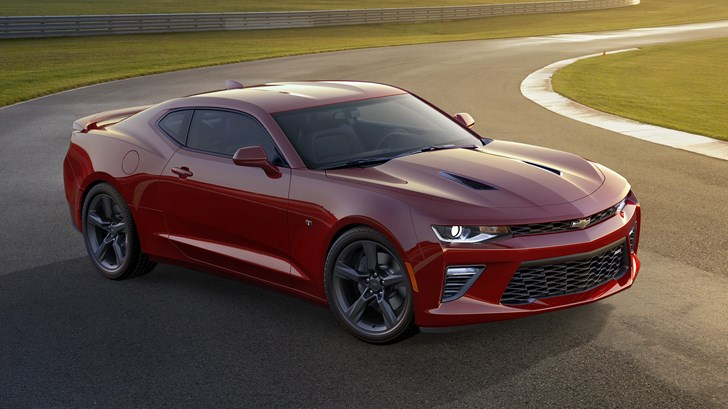 2019 Chevy Ss >> News - Yes, The Chevy Camaro SS Is Coming To Australia In 2018
