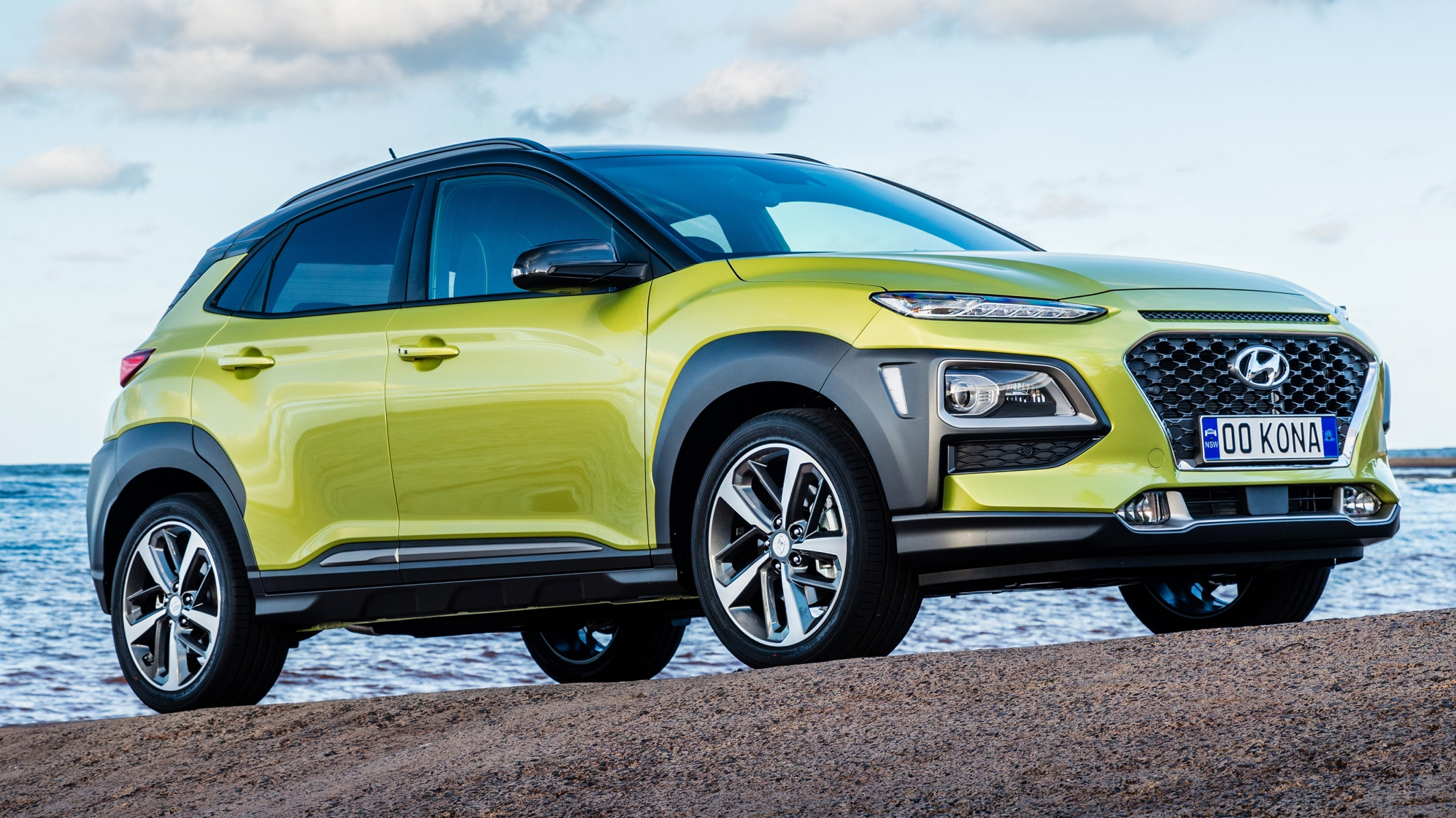 Isuzu >> Review - 2017 Hyundai Kona - Review
