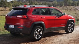 2017 Jeep Cherokee Trailhawk (V6)