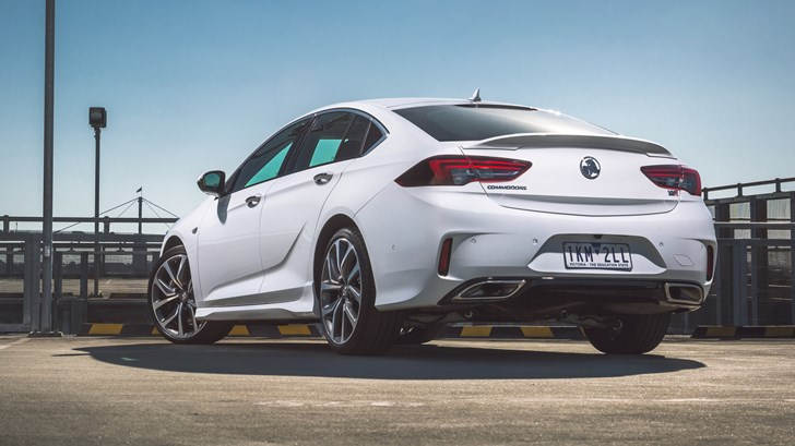 Holden Reveals 2018 Commodore Pricing & Specifications