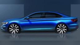 2018 Volkswagen Jetta Teased Ahead Of Detroit