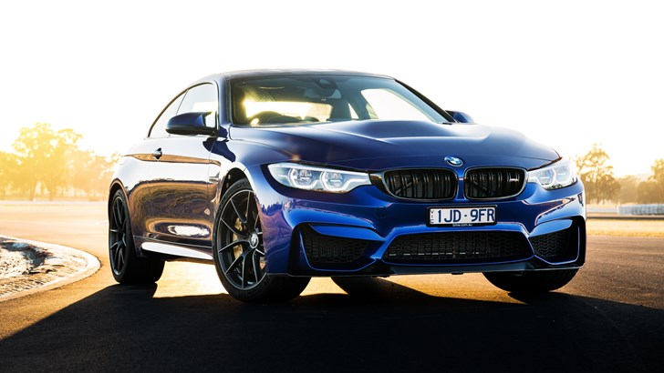 BMW Australia Reveals M4 CS Price Cut For 2018