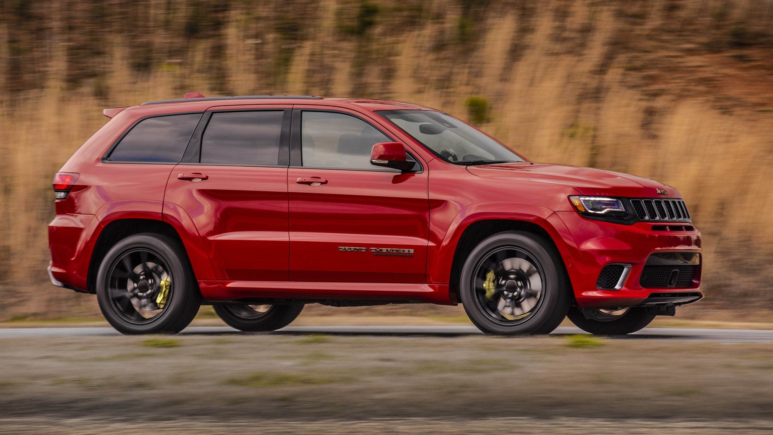 Jeep Grand Cherokee Trackhawk Arrives, For $135K Thumbnail