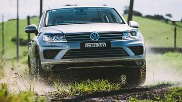 2017 Volkswagen Touareg V6 TDI