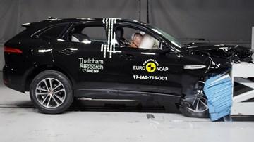 2017 Jaguar F-Pace - ANCAP