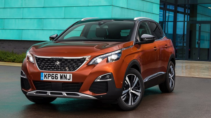 review - 2017 peugeot 3008 - review