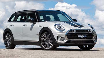 2018 Mini Cooper S Clubman Masterpiece Edition