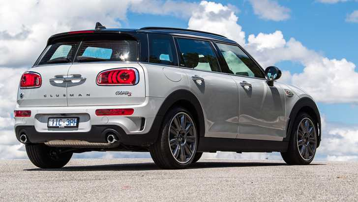 News Mini Cooper S Clubman Masterpiece Arrives Only 30