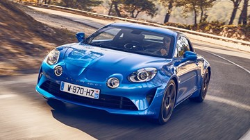 Alpine A110 To Be Priced Between $90,000-$100,000