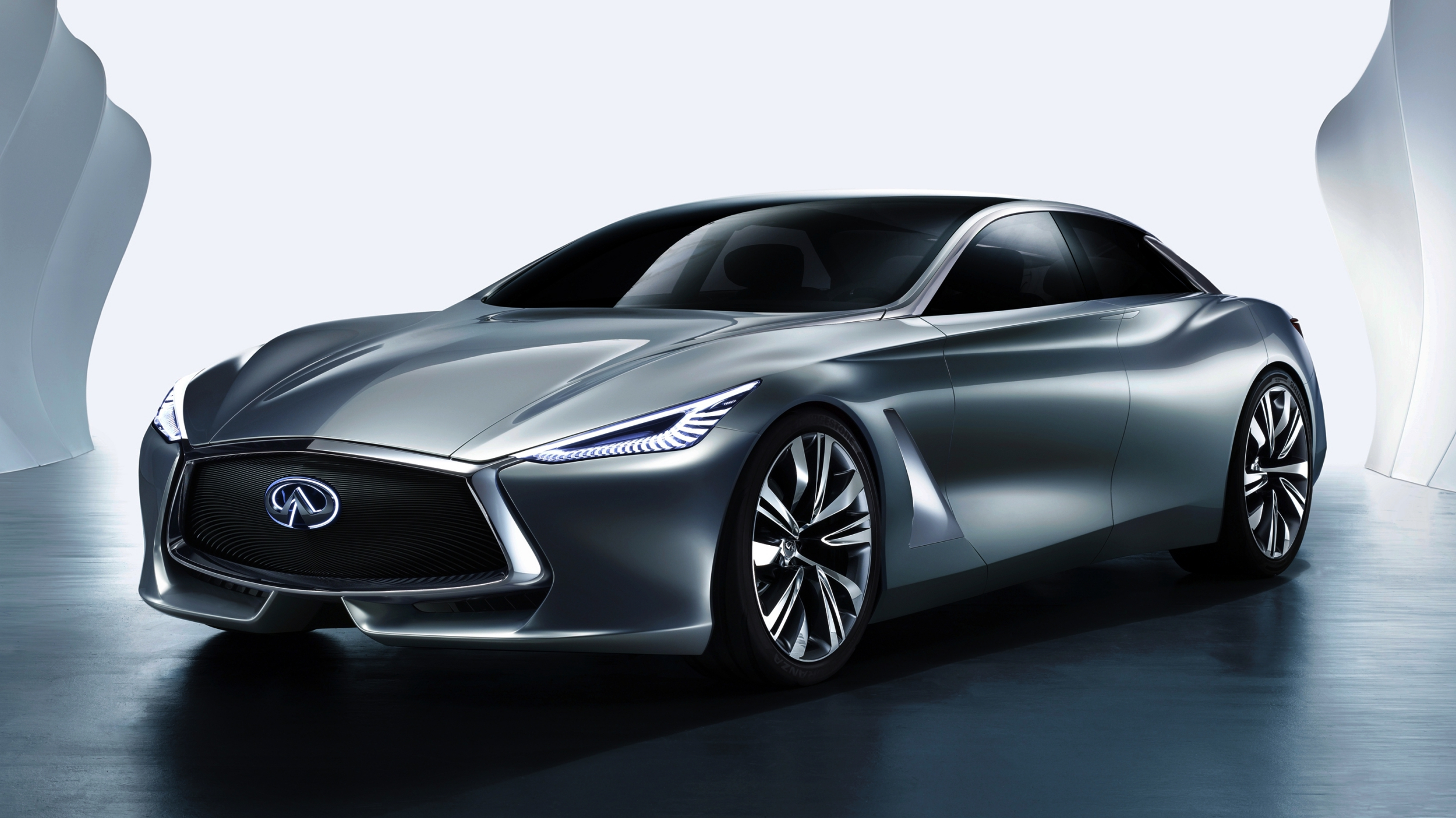 News - New Infiniti Concept Will Rival Jaguar XJ
