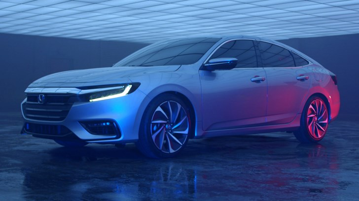 2018 Honda Insight Prototype Concept