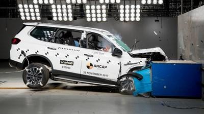 2018 LDV D90 SUV Gets Top ANCAP Marks