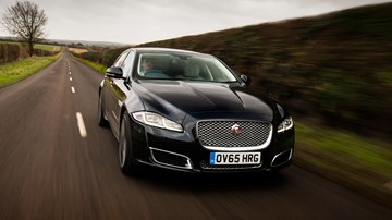 2017 Jaguar XJ - Review