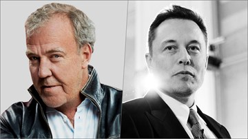 Jeremy Clarkson Likes Tesla, But Not Its CEO