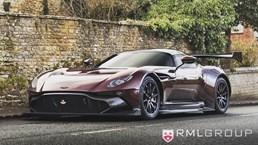 Aston Martin Vulcan - RML Group Street Conversion