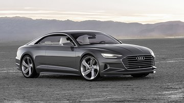 Audi Keen On Two-Door Flagship To Rival BMW 8 Series