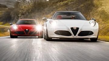 Alfa Plots Next Giulietta As Golf-Killer, New 4C Sports Car