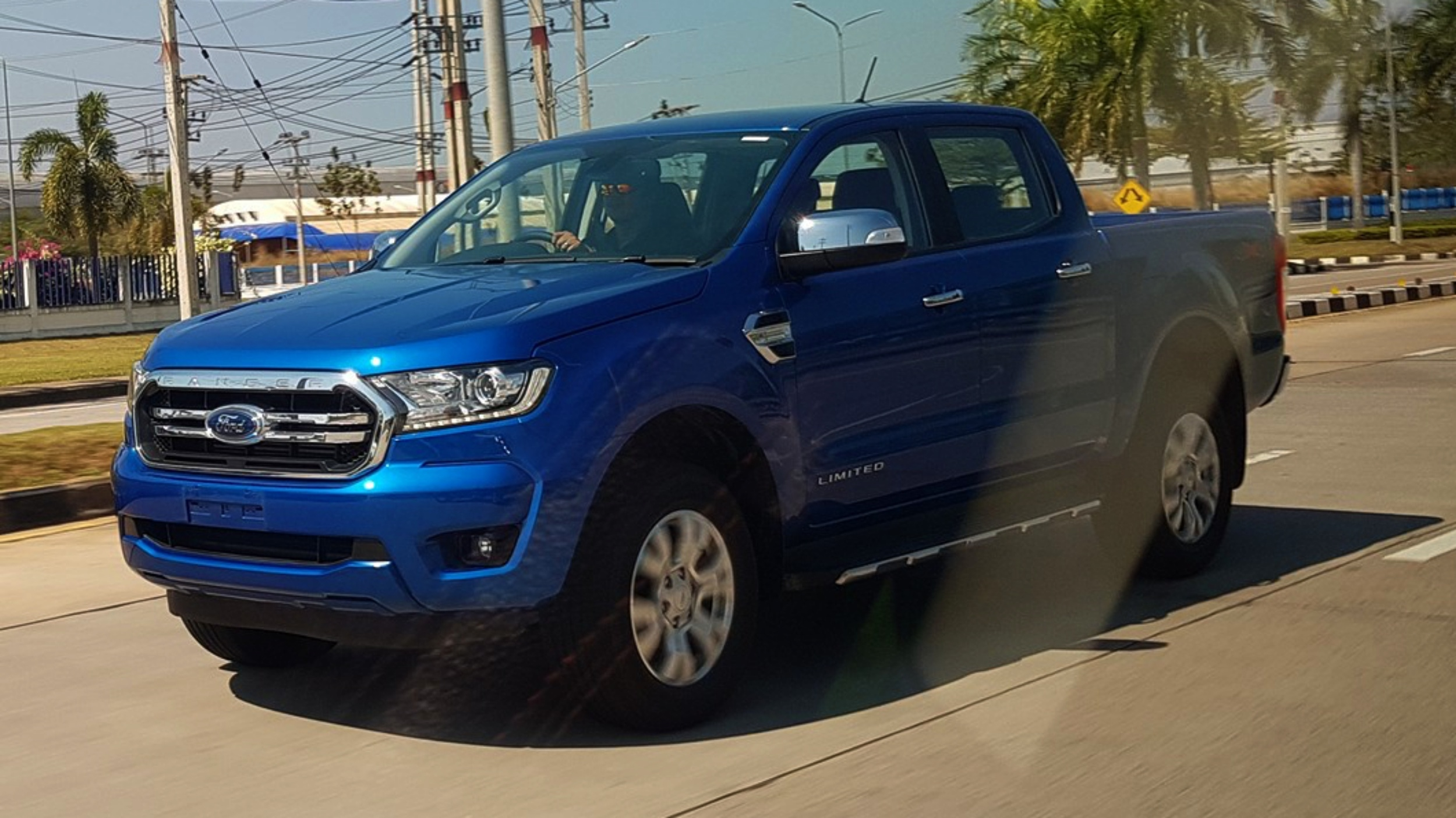 news 2018 ford ranger spotted out about. Black Bedroom Furniture Sets. Home Design Ideas