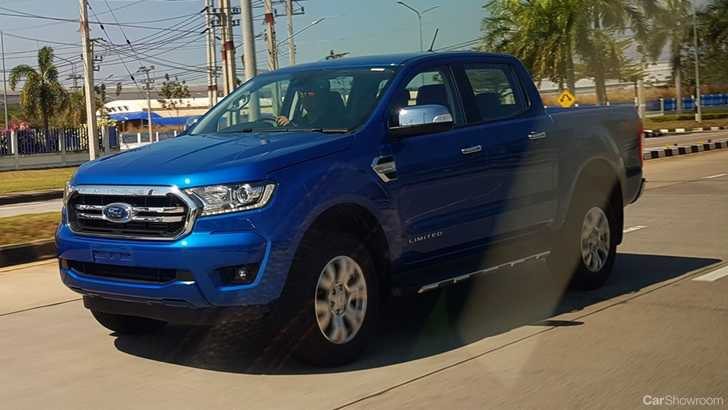 d5a514b91a News 2018 Ford Ranger Spotted Out About