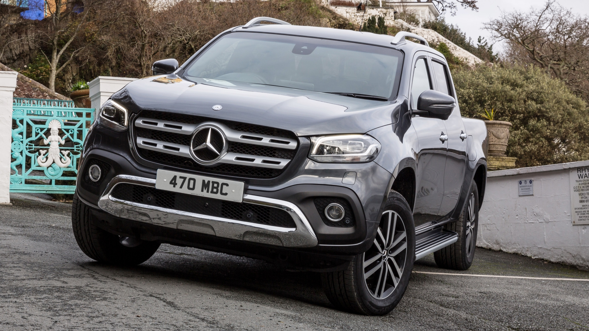 Review 2018 Mercedes Benz X Class Review