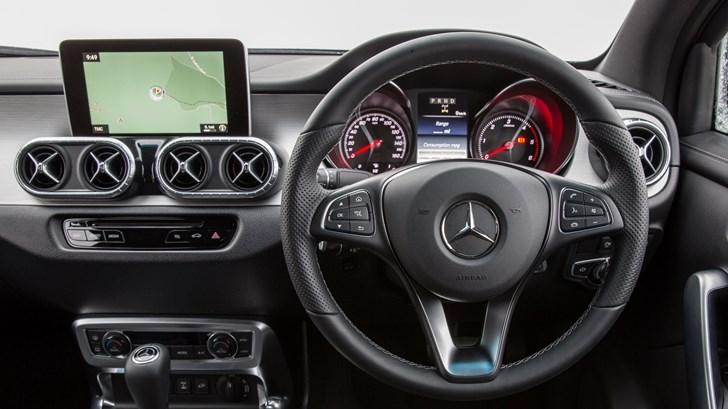 2018 Mercedes-Benz X250d 4Matic Power
