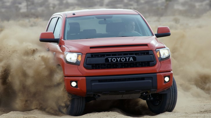 Toyota's New Priority: Big Utes And An FJ Cruiser Follow-Up