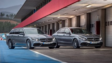 Mercedes Gears Up For Substantial C-Class Refresh In 2018