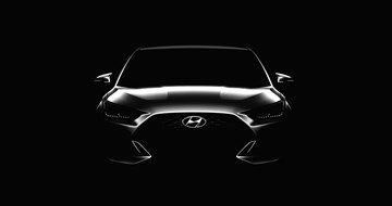 Hyundai Teases Veloster Again, The Interior This Time