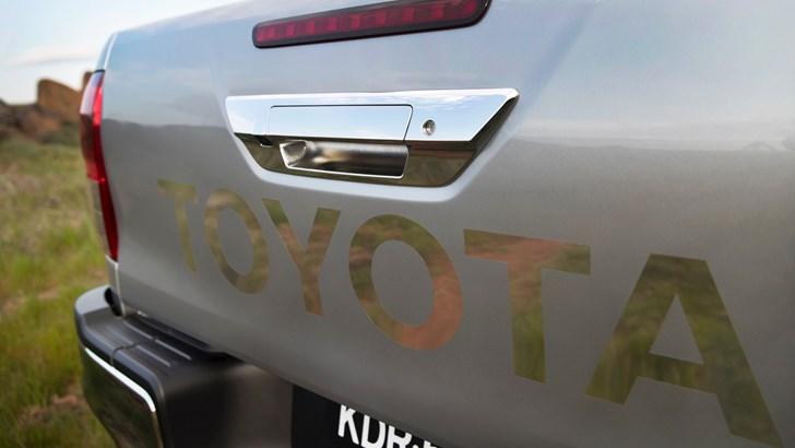 2018 Toyota Hilux SR5
