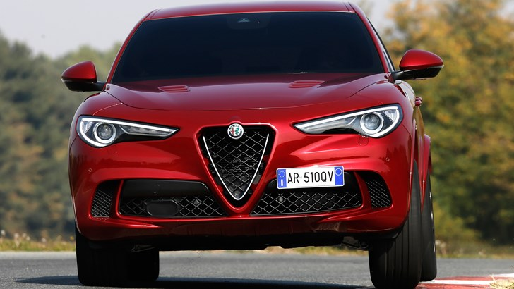 Alfa Romeo's Full Size SUV, A Bridge To Electrification