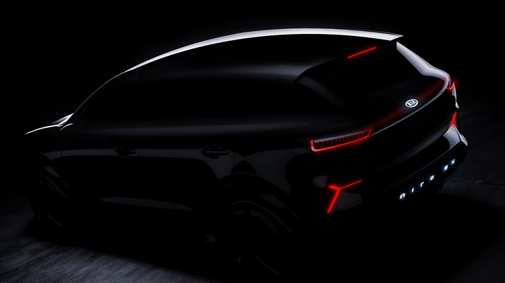 2018 Kia Niro EV Concept