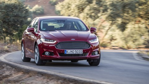Ford Cancels Mondeo's 2020 Redesign Project