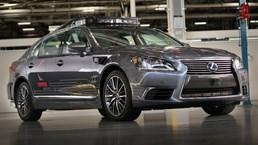 Toyota Research Institute Unveils New AI Car