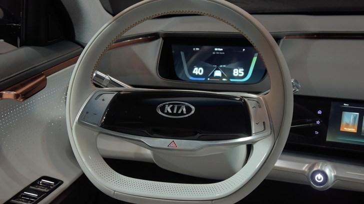 2018 Kia Niro EV Concept – CES 2018