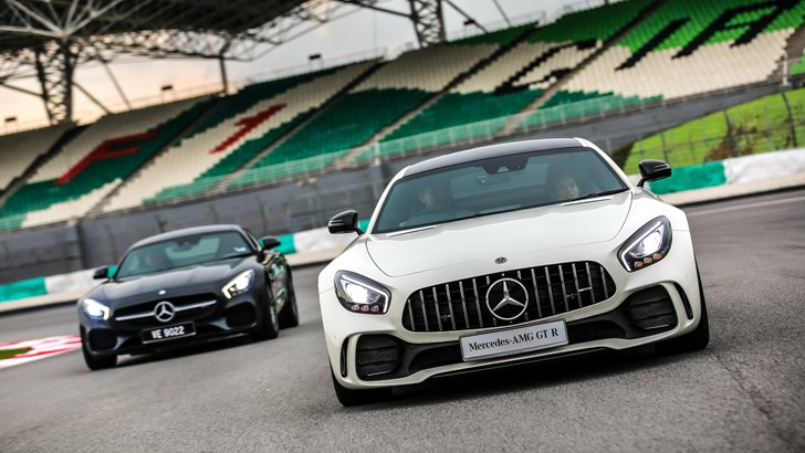 Facelifted Mercedes-AMG To Feature A 'Mild' Power Hike