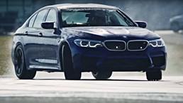 BMW M5 - Drift World Record