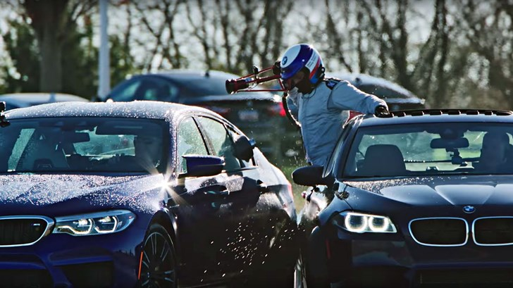 BMW Drifts An M5 For 8 Hours, Smashes World Record