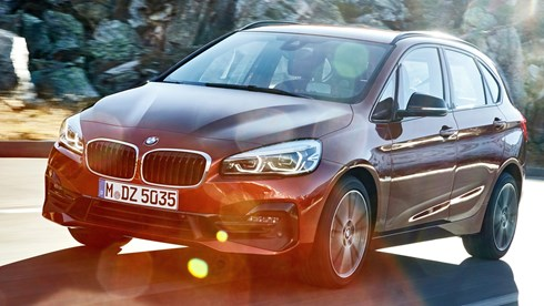 2018 BMW Active Tourer Sports Line