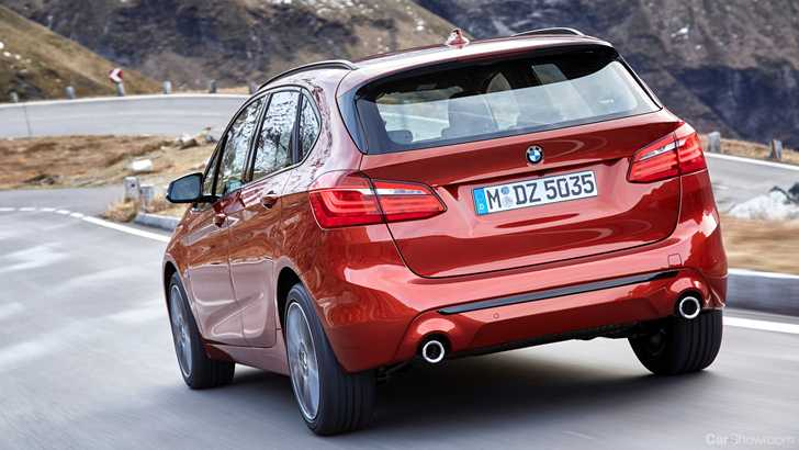 news bmw reveals 2018 2 series active tourer. Black Bedroom Furniture Sets. Home Design Ideas