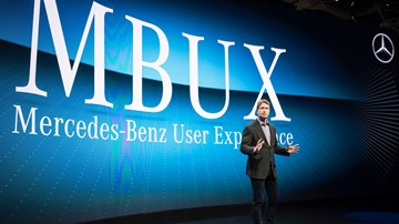 Mercedes-Benz MBUX Infotainment System Is 'Revolutionary'