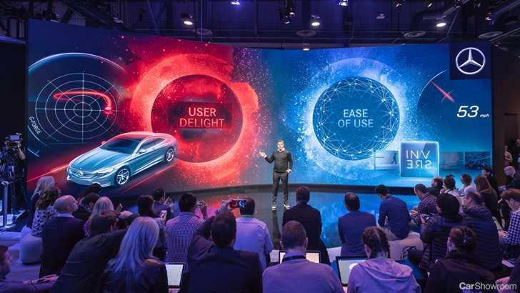 """Résultat de recherche d'images pour """"Mercedes-Benz MBUX,"""""""