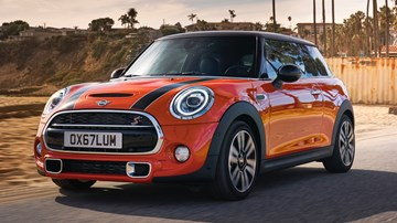2018 Mini Hatch, Convertible