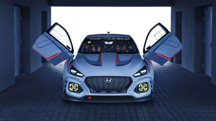 Hyundai Plots Dedicated 2-Seat Sports Car, Possibly Hybrid